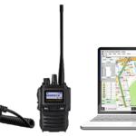 デジタル簡易無線で位置情報を取得する